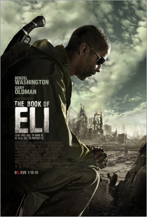Nonton The Book of Eli 2010 sub indo