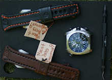 Andy's BR02 Chrono and D9straps