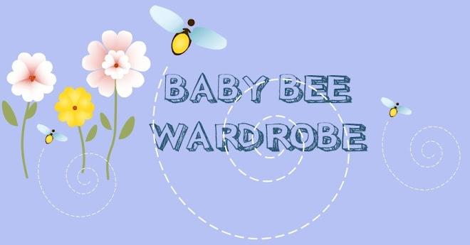 baby bee wardrobe
