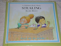 A Childrens Book About Stealing