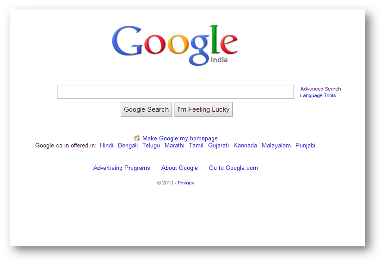 Google Redirected To Bing Html Autos Post