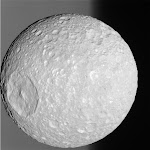 "Mimas ""Rev 126"" Flyby Raw Preview #1 - NASA/JPL/Space Science Institute"