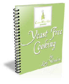 Yeast Free Cooking Manual/Cook Book