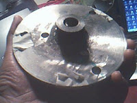 Cheap fix, weld in the wrong holes and re-bore new ones in the right place