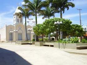 Igreja de Santa Inês - PB.