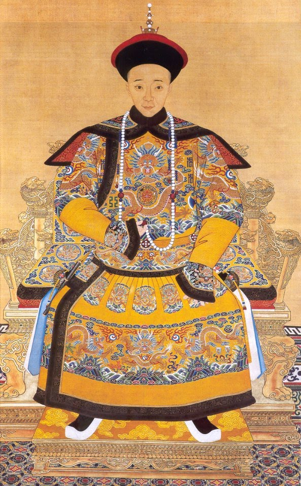 [003-The_Imperial_Portrait_of_a_Chinese_Emperor_called_]