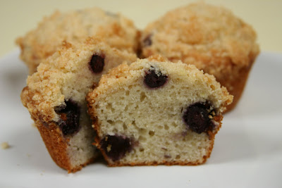 Test Kitchen: Blueberry Almond Muffins - Bob's Red Mill Blog