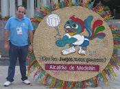 Colômbia-Jogos Sul Americanos 2010