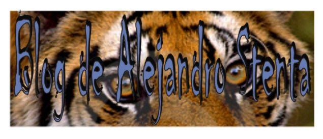 Blog de Alejandro Stenta