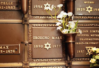 Groucho Marx's Grave