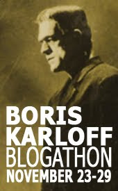 Karloff Blogathon Begins November 23