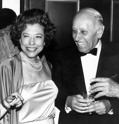 George Raft and Judy Canova