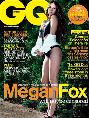 Megan Foxs Magazine Covers