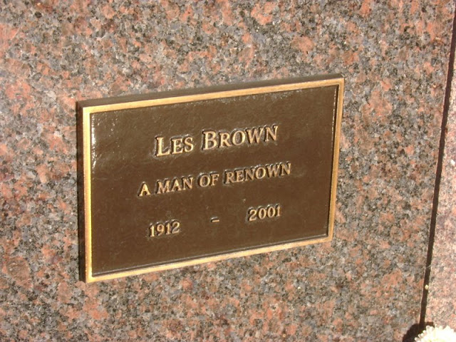 Deathday: Les Brown 1912-2001 RIP