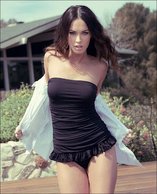 January Scream Queen Megan Fox