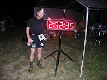 First Sub 24 Hour 100 Mile Race - 2005
