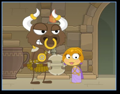 Poptropica Mythology Island Walkthrough & Cheat Codes