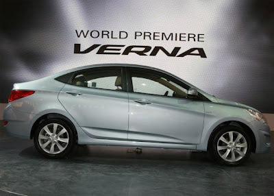 New Hyundai Verna 2011 Specifications, Features And Price