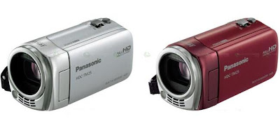 Panasonic HDC-TM25 Camcorder : Specifications Revealed