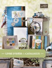 Livre d'idée et Catalogue Stampin'Up!