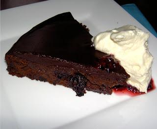 Vicious Ange: Chocolate Berry Torte