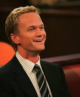 Barney stinson blog