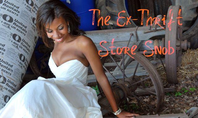 Ex-Thrift Store Snob
