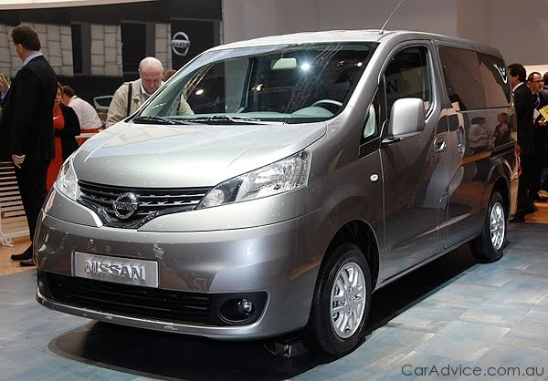 nissan models in malaysia coming soon nv200. Black Bedroom Furniture Sets. Home Design Ideas