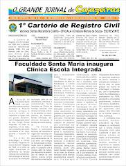 UMA DAS PAGINAS DO NOSSO GRANDE JORNAL DE CAJAZEIRAS PB