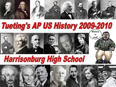 Tueting's AP Class 2009-2010