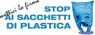 STOP AI SACCHETTI DI PLASTICA
