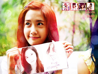 GIRLS' GENERATION- The power of 9! - Page 4 YOONA+Wallpaper-10