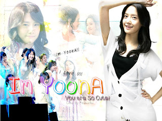 GIRLS' GENERATION- The power of 9! - Page 4 Yoona+Wallpaper-17