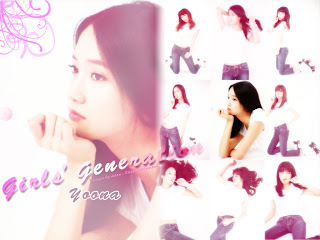 GIRLS' GENERATION- The power of 9! - Page 4 Yoona+Wallpaper-34