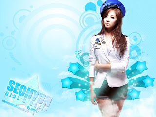 GIRLS' GENERATION- The power of 9! - Page 4 SEOHYUN+WALLPAPER-3