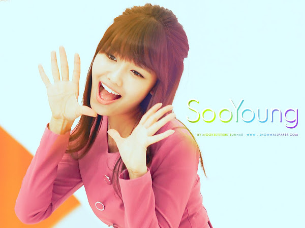 Wallpaper SooYoung SNSD