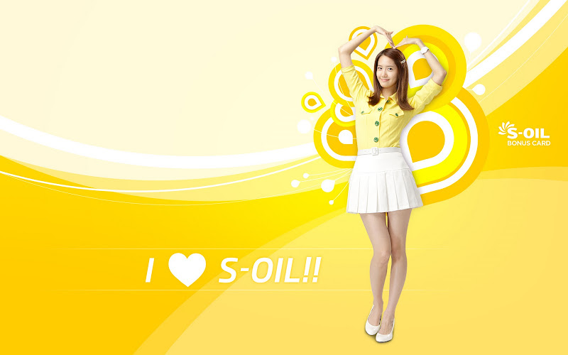 Yoona - Free Yoona SNSD Desktop Girl generation Wallpaper Computer Download