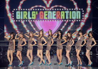 Wallpaper SNSD Full Pict