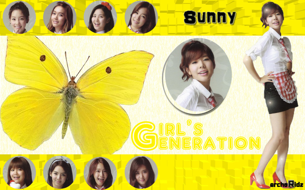 SNSD Wallpaper Desktop Gallery