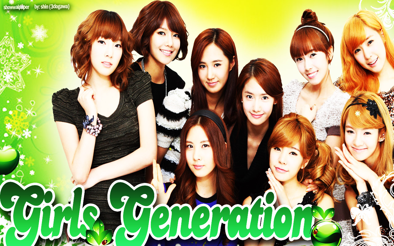 GIRLS' GENERATION- The power of 9! - Page 4 Snsd+wallpaper+-+10