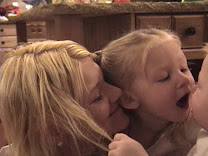 Jen and Ellie kissing Sky
