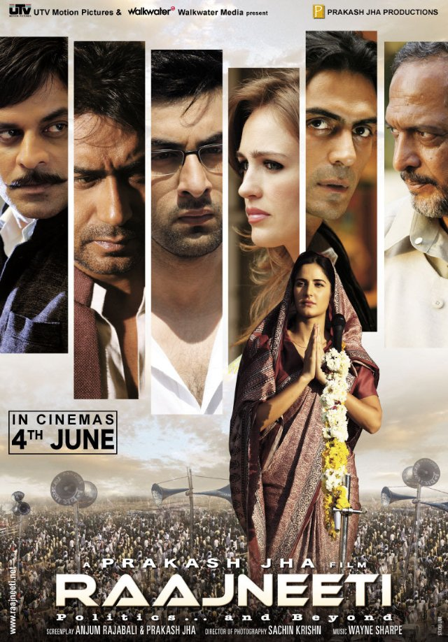 Raajneeti (2010) - Rotten Tomatoes - Movie Trailers | Reviews
