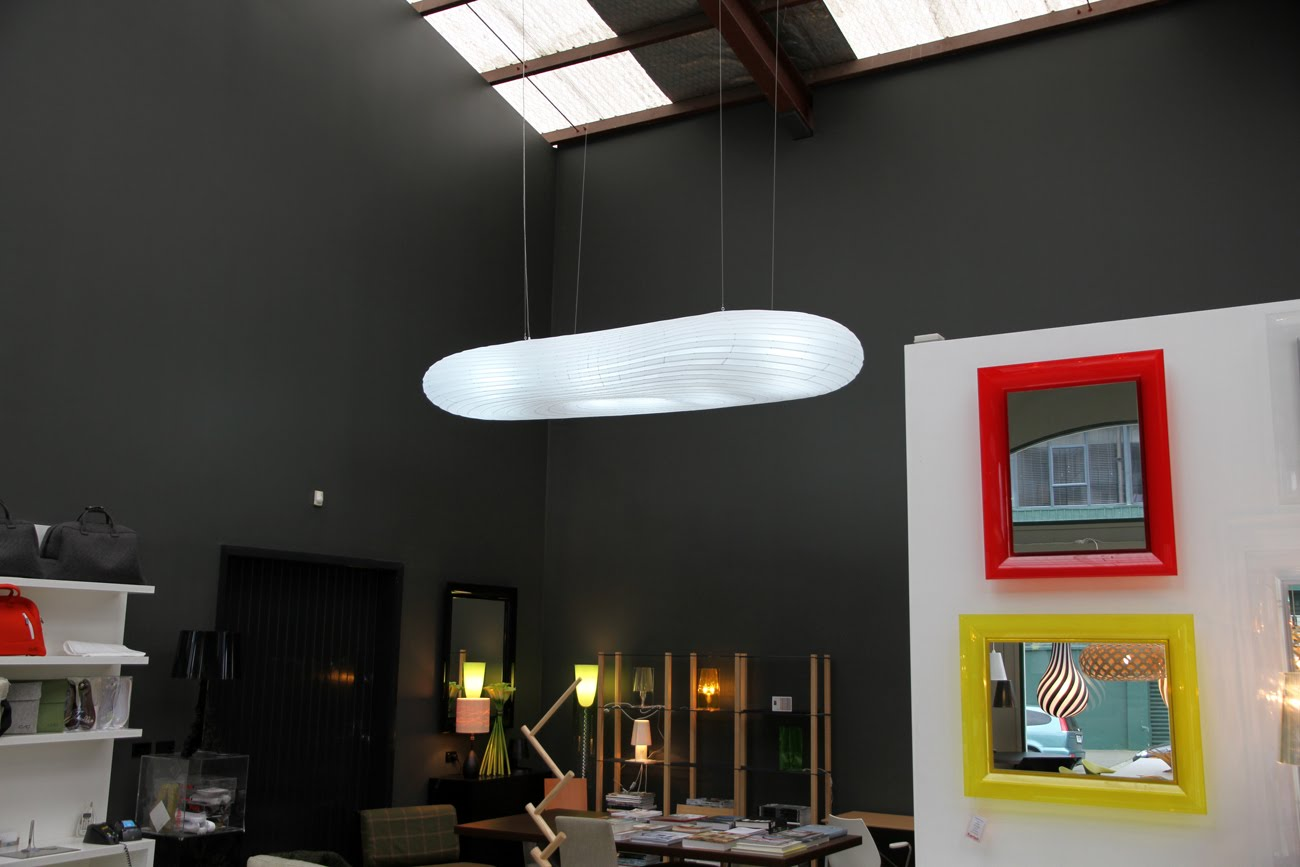 Artis Design Arad : Cloud light by david trubridge backhouse interiors
