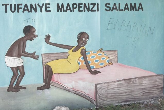 Hungaz Tanzania Is A Paradise
