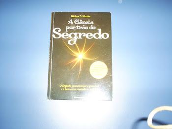 Vendo Livro A Ciência por trás do SEGREDO