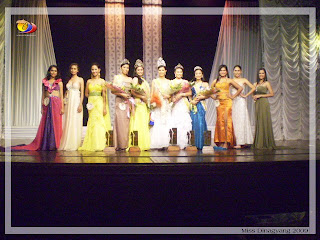 Miss Dinagyang 2009 Winners and Finalist