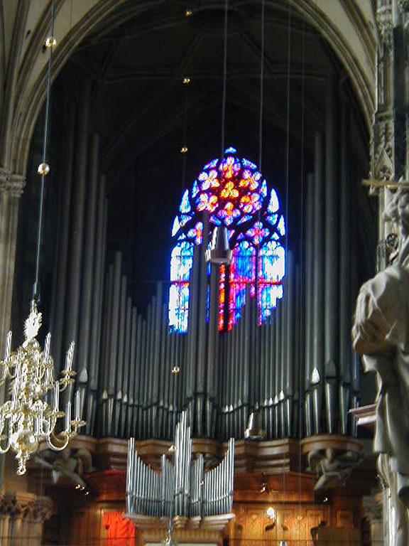 [St.+Stephan's+Old+Organ]