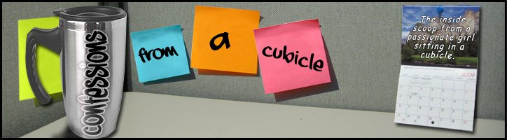 Confessions From a Cubicle_Funny Cubicle stories, cubicle ...