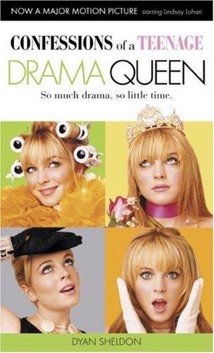 Confessions teenage drama queen book report