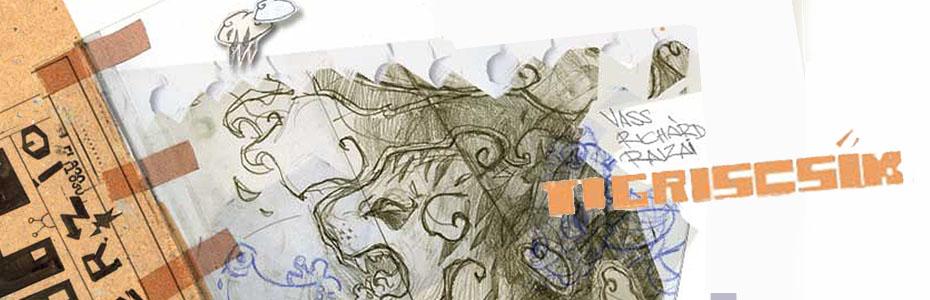 tigriscsík